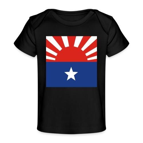 Karen flagga - Ekologisk T-shirt baby
