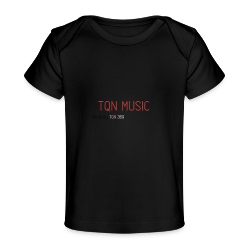 Tqn 369 - Baby Bio-T-Shirt