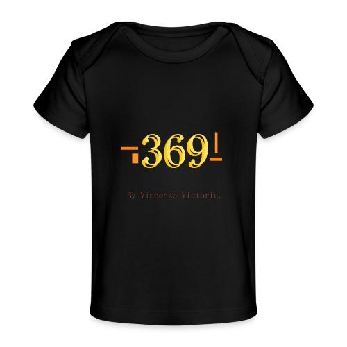 369 by vincenzo victoria VV - Baby Bio-T-Shirt