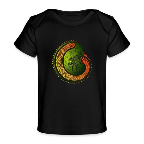 Celtic Twist - Vauvojen luomu-t-paita