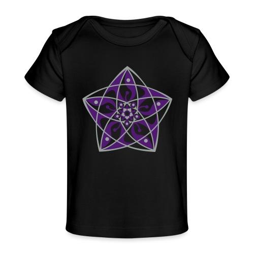 Stern - Baby Bio-T-Shirt