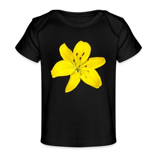 Lilja - Vauvojen luomu-t-paita