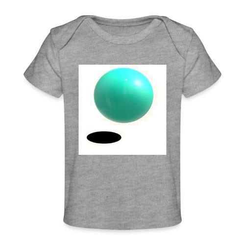 sing - Camiseta orgánica para bebé