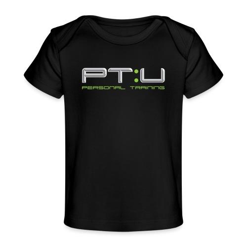 PT:U Original logo Tee - Organic Baby T-Shirt