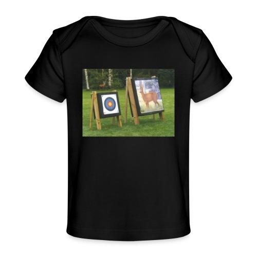 7EE4ABA5 03CC 4458 8D34 B019DF4DD5F1 - Økologisk baby-T-skjorte