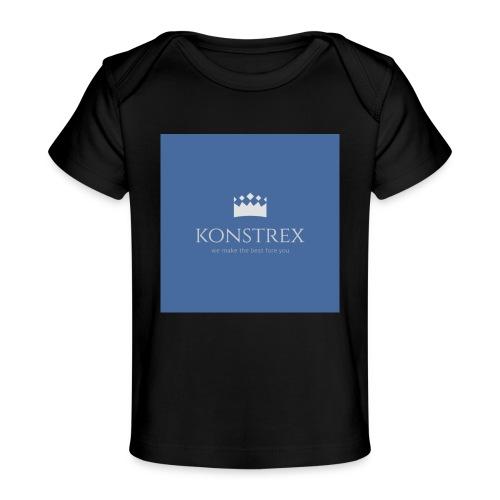 konstrex - Økologisk T-shirt til baby