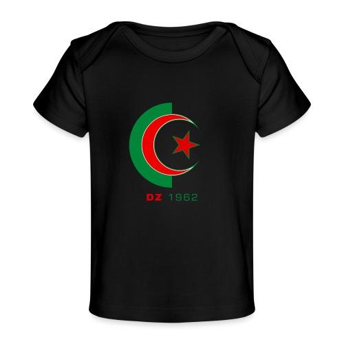 logo 3 sans fond dz1962 - T-shirt bio Bébé