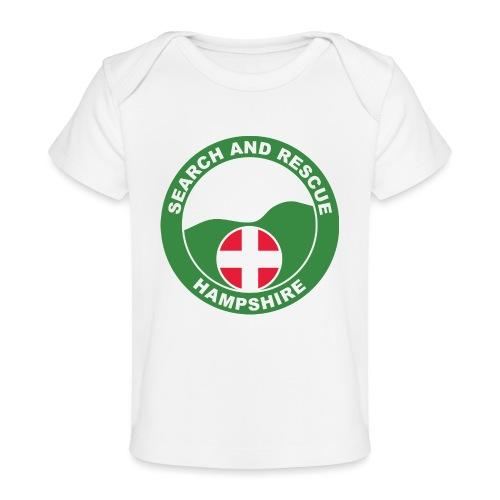 HANTSAR roundel - Organic Baby T-Shirt
