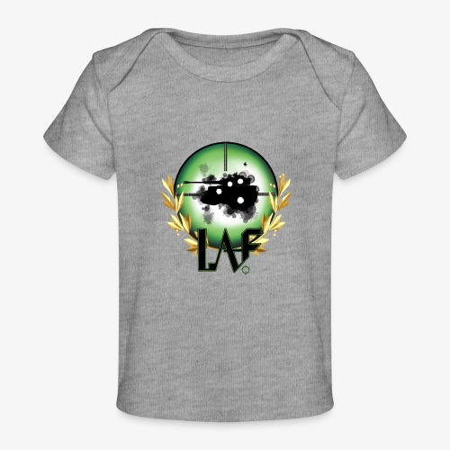 Load Aim Fire Merchandise - Baby bio-T-shirt