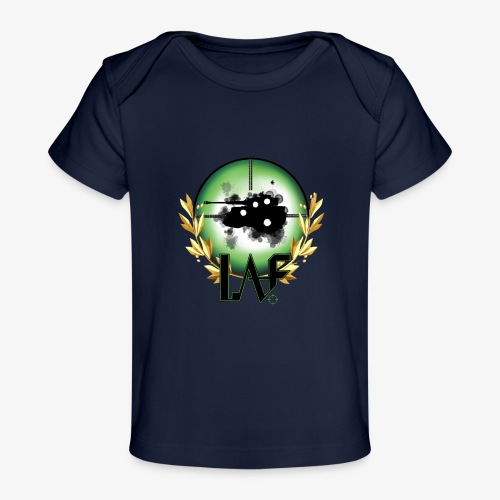 Load Aim Fire Merchandise - Baby bio-T-shirt