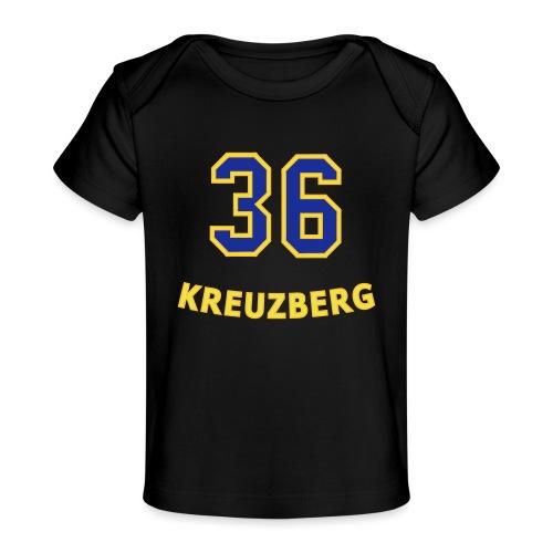 KREUZBERG 36 - Ekologiczna koszulka dla niemowląt