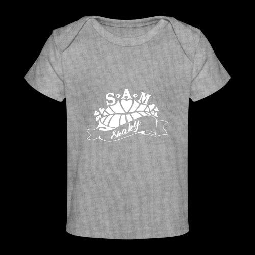 SamShaky - Vauvojen luomu-t-paita