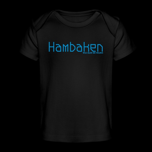 Hambaken Plasmatic Regular - Baby bio-T-shirt