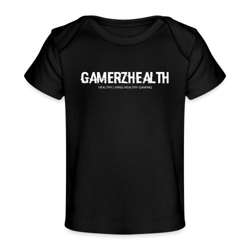 Gamerzhealth - Baby bio-T-shirt