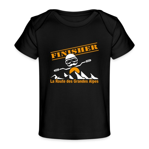 Finisher motofree - T-shirt bio Bébé