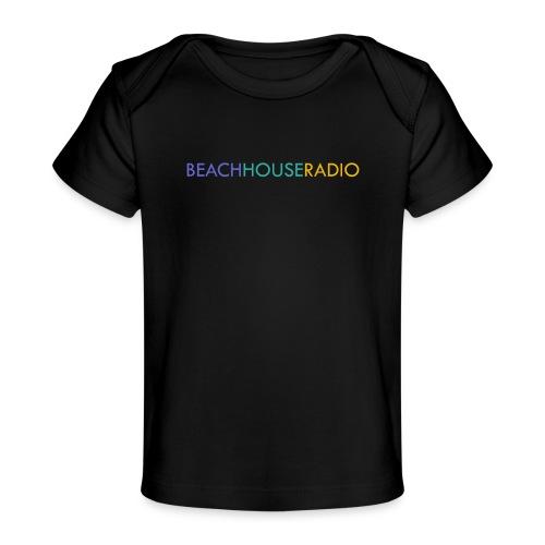 Beach House Radio Logo - Organic Baby T-Shirt