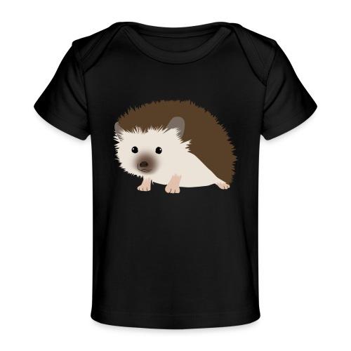 Siili - Vauvojen luomu-t-paita