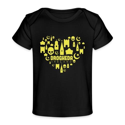 Drogheda Black - Organic Baby T-Shirt