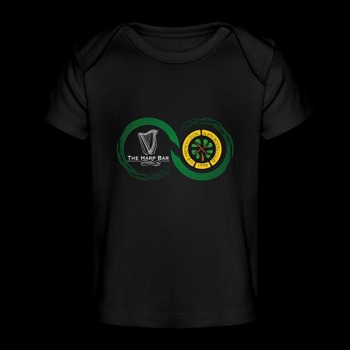 Harp and French CSC logo - T-shirt bio Bébé