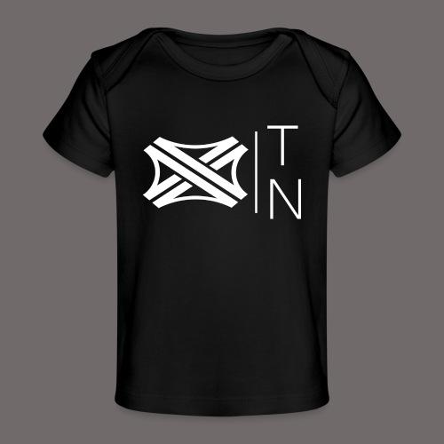 Tregion logo Small - Organic Baby T-Shirt