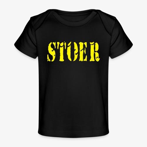 stoer tshirt design patjila - Organic Baby T-Shirt
