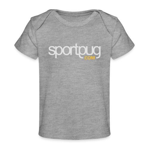 SportPug.com - Vauvojen luomu-t-paita
