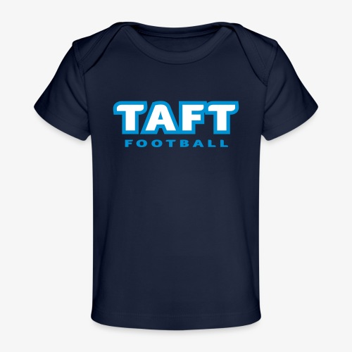 4769739 124019410 TAFT Football orig - Vauvojen luomu-t-paita
