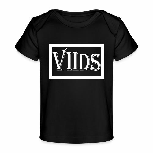 Viids logo - Ekologiczna koszulka dla niemowląt