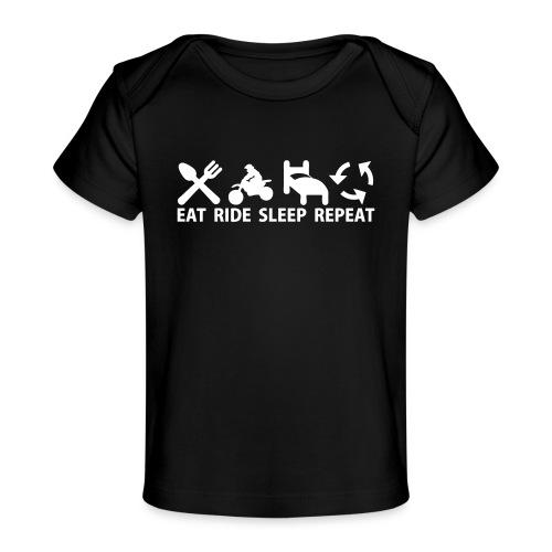 Motocross (MX) - Ekologisk T-shirt baby