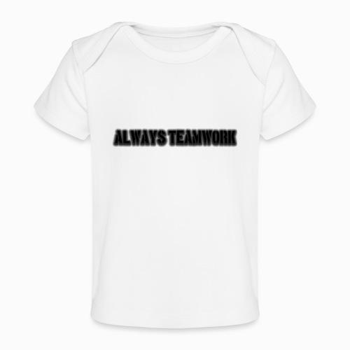 at team - Baby bio-T-shirt