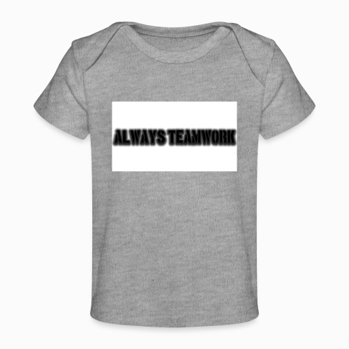 at team - Baby bio-T-shirt