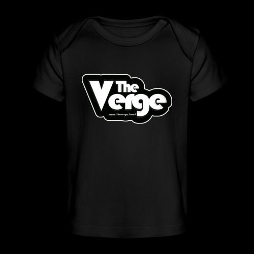 TV Sticker 001 - T-shirt bio Bébé
