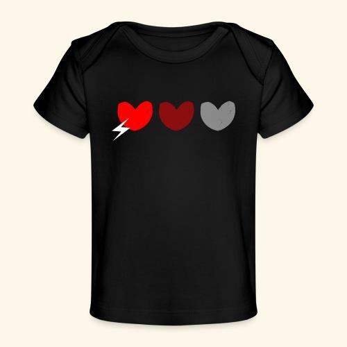 3hrts - Økologisk T-shirt til baby