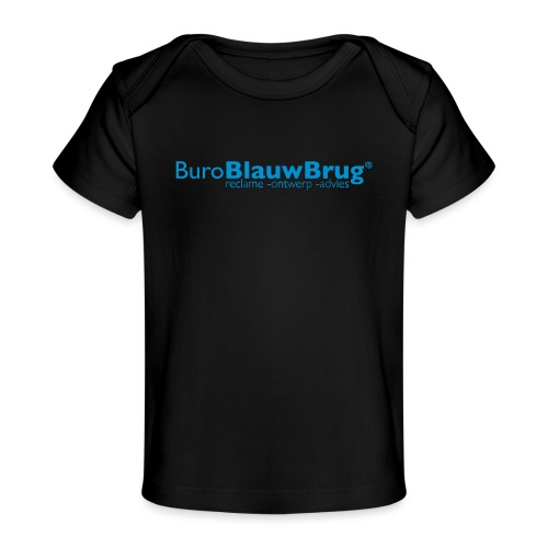 bbb_logo2015 - Organic Baby T-Shirt