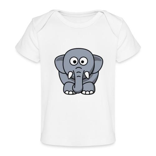 Olifantje - Baby bio-T-shirt