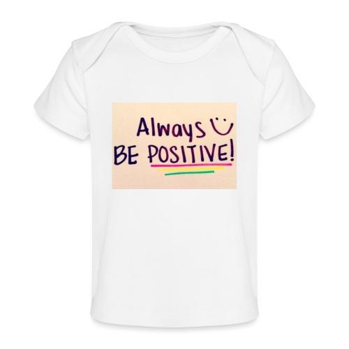 Bamse - Økologisk T-shirt til baby