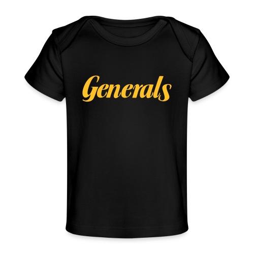 Generals - Baby Bio-T-Shirt