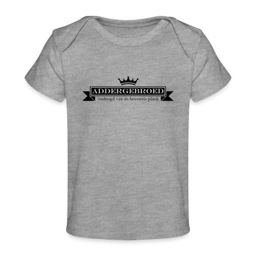 Addergebroed - Baby bio-T-shirt