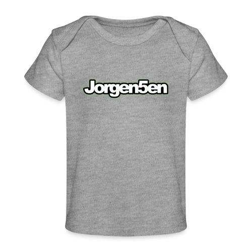 tshirt - Økologisk T-shirt til baby