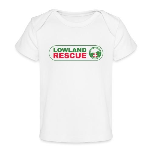 HANTSAR lozenge - Organic Baby T-Shirt