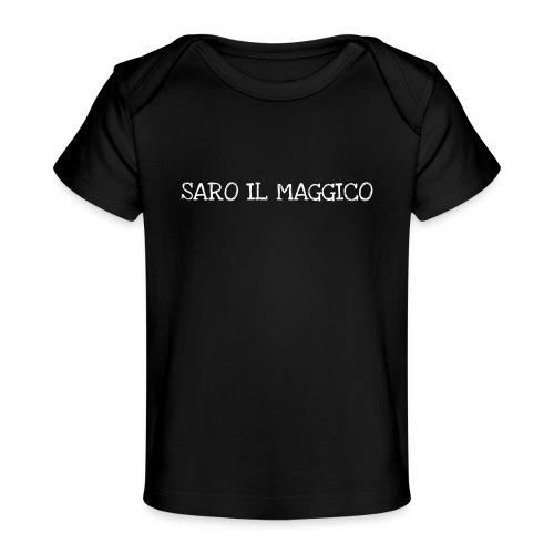 SARO IL MAGGICO - Maglietta ecologica per neonato