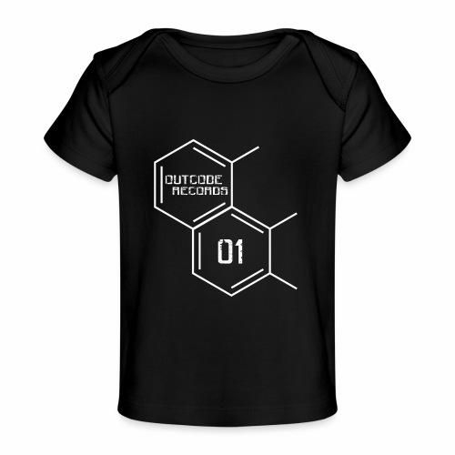 Outcode 01 - Camiseta orgánica para bebé
