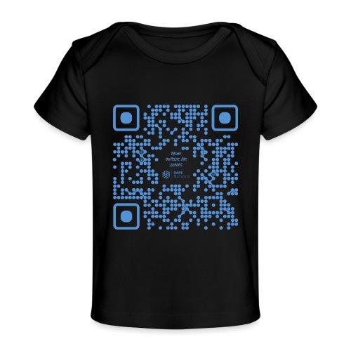 QR The New Internet Shouldn t Be Blockchain Based - Organic Baby T-Shirt