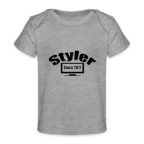 Styler Designer - Baby bio-T-shirt