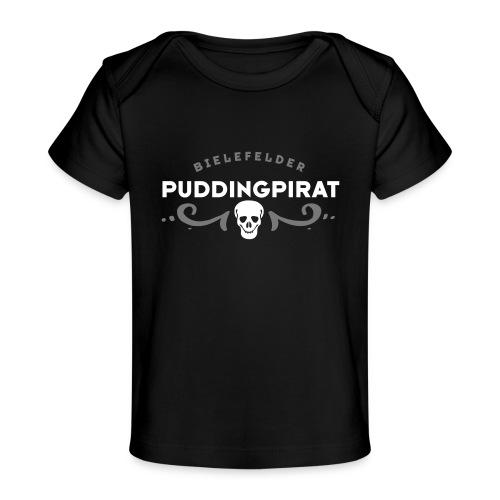 Puddingpirat - Baby Bio-T-Shirt
