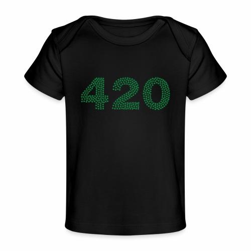 420 - Maglietta ecologica per neonato
