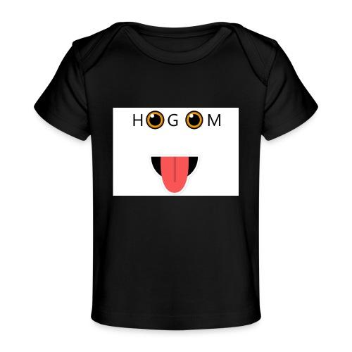 HetGameMisterie Logo - Baby bio-T-shirt