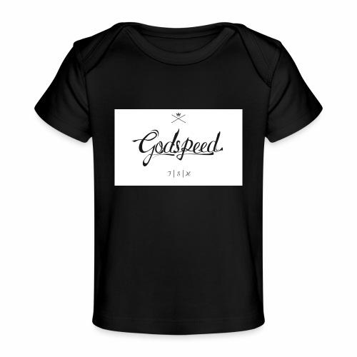 godspeed - Vauvojen luomu-t-paita