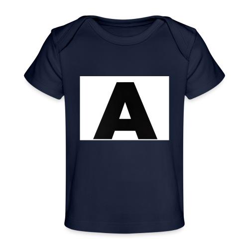 A-685FC343 4709 4F14 B1B0 D5C988344C3B - Økologisk T-shirt til baby