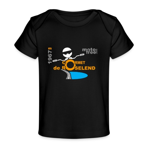 Cormet motofree - T-shirt bio Bébé